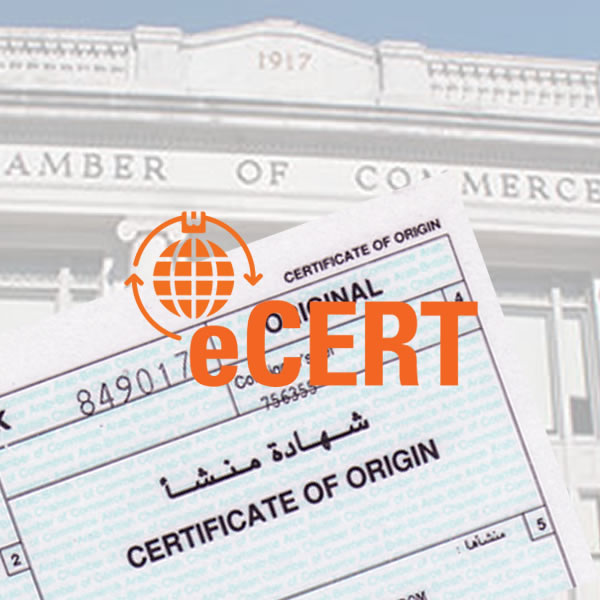 ONline certificate of origin, ATA Carnets & Certified documents